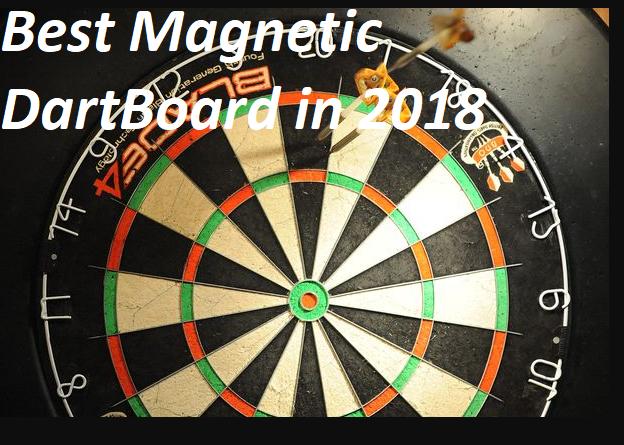 Best Magnetic Dartboard