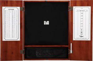 Viper Metropolitan Dartboard Cabinet