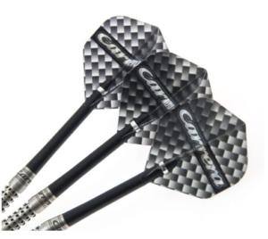Carrera Titanium Black Soft Tip Darts