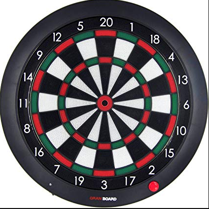How much does a dartboard cost