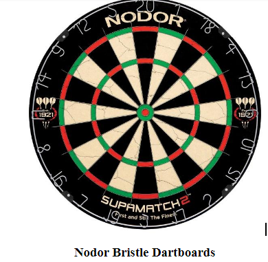 Nodor Bristle Dartboards