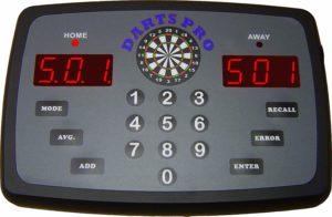 Darts Pro Electronic Dart Scorer Electronic Scoreboard