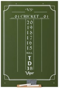 Viper Chalk Scoreboard