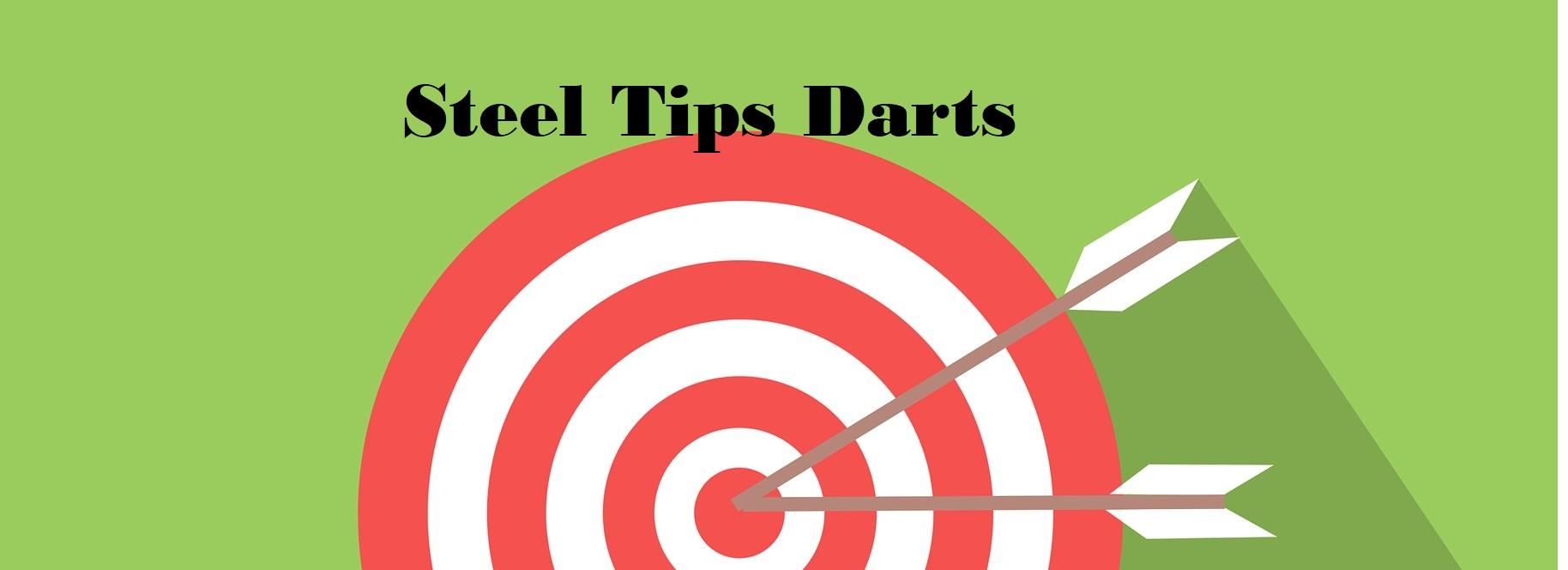 Steel Tips Darts