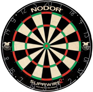 Nodor Supawire Bristle Dartboard