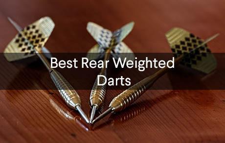 Best Rear Weighted Darts